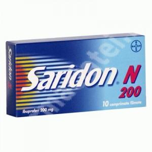 saridon prospect