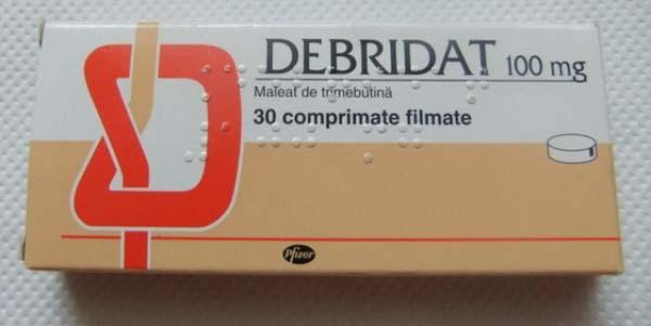 Prospect Debridat  200mg boli digestive