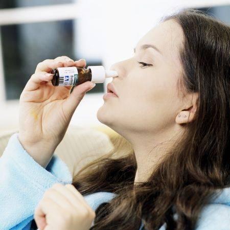 Medicamente pe nas - Administrarea medicamentelor pe cale nazala
