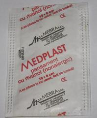 medicamente pansament