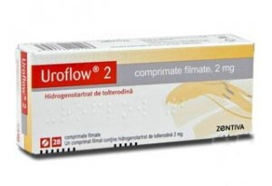 Prospect Uroflow 1mg & 2mg
