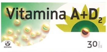 Prospect Vitamina A + D2