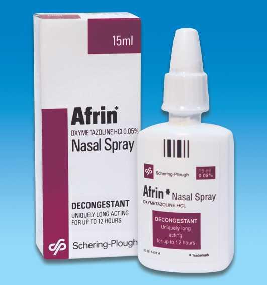 Afrin Spray Nazal Prospect