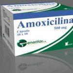 Amoxicilina Suspensie Orala