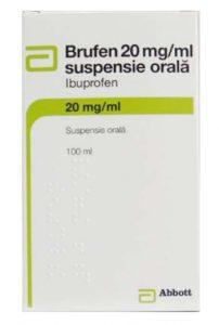 Brufen Suspensie Orala