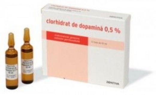 Clorhidrat de Dopamina