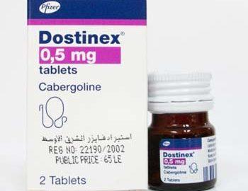 Dostinex-tablete
