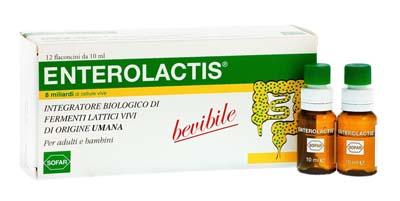 Enterolactis Prospect