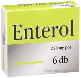Enterol capsule