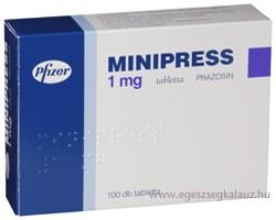 Prospect Minipress – Relaxarea si Largirea Vaselor de Sange – Circulatia Sangelui