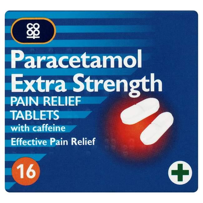 Paracetamol extra fort