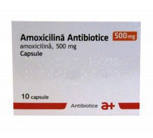 Prospect Amoxicilina 500mg