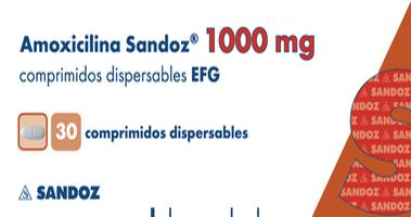 Prospect Amoxicilina compr. filmate 500-1000mg