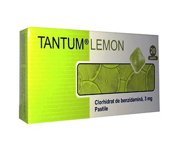 Prospect Tantum Lemon - Pastile
