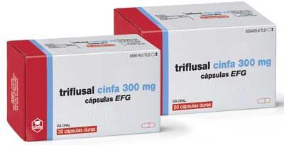 Triflusal