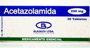 acetazolamida prospect