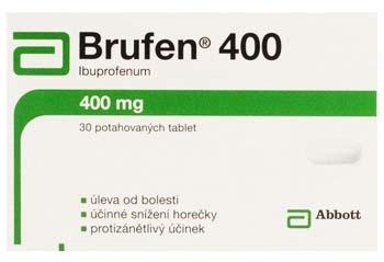 Prospect Brufen compr. filmate