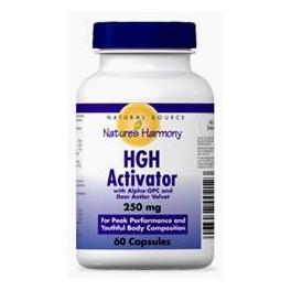 HGH Activator cu Alpha-GPC si corn de caprioara neosificat