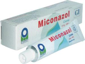 Miconazol Crema