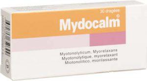 Mydocalm solutie & tablete