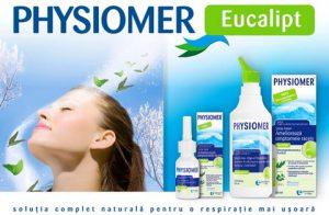 physiomer eucalipt