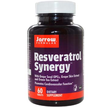 Prospect Resveratrol Synergy