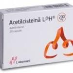 Acetylcysteinum