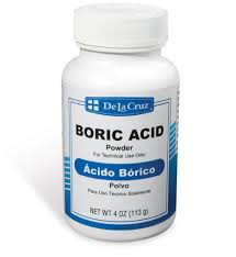 Prospect Acid Boric Pudra - Gandaci