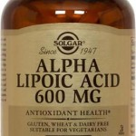 Beneficii ale Acidului Alfa Lipoic