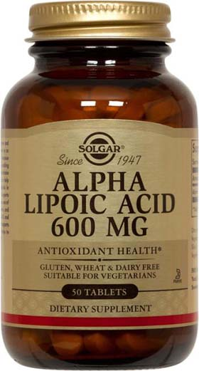 Acidul Alfa Lipoic Beneficii