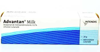 Advantan Milk