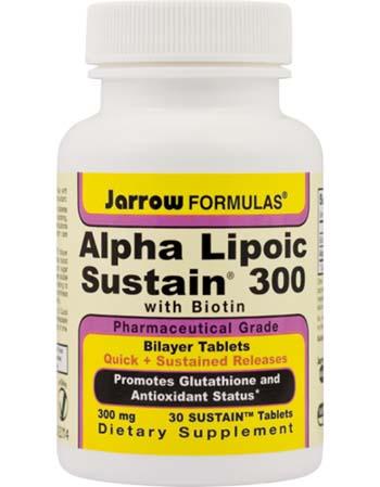 Prospect Alpha Lipoic Sustain | Antioxidant Imunomodular Hepatoprotector