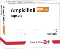 Prospect Ampicilina 250mg-500mg