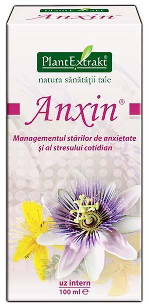 Anxin Solutie - prospect
