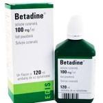 Betadine Solutie Cutanata