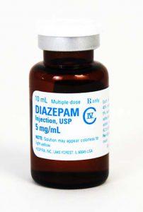 Diazepam Solutie injectabila