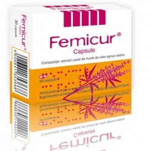Prospect Femicur - menstruatie
