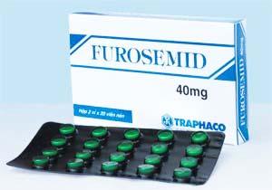 Furosemid 40mg