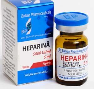 Prospect Heparina