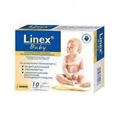Prospect Linex Baby - digestie sistem imunitar