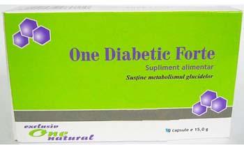 One Diabetic Forte Prospect