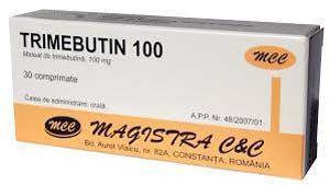 Prospect Trimebutin - Dureri si Tulburari Digestive