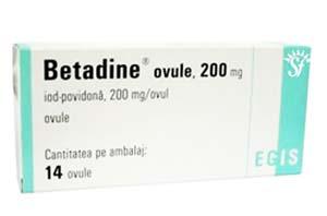 Betadine Ovule Prospect