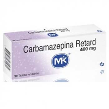 Carbamazepina 400mg Prospect