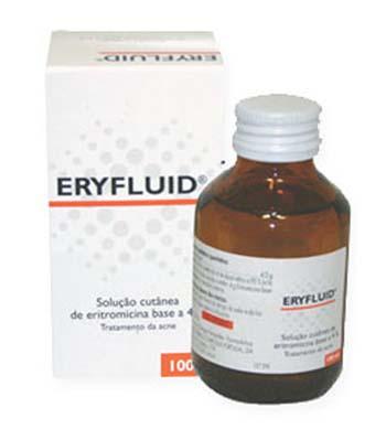 Prospect Eryfluid - Tratament Acnee Cosuri