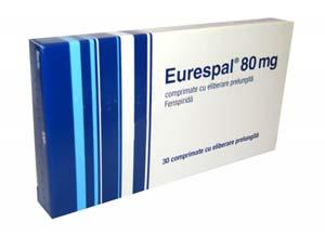 Prospect Eurespal - 80mg Tuse Bronhodilatator