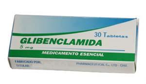 glibenclamida