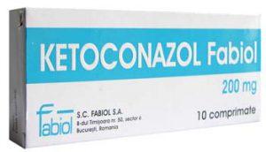 Ketoconazol capsule Prospect