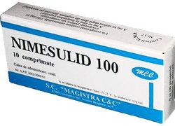 Prospect Nimesulid | Dureri Acute Dureroase Artroze
