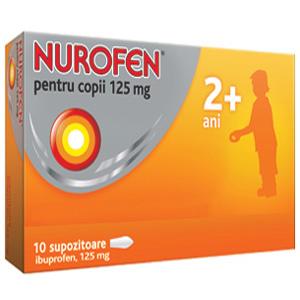Prospect Nurofen pentru copii - 60 mg supozitoare